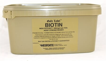 Biotin Gold Label