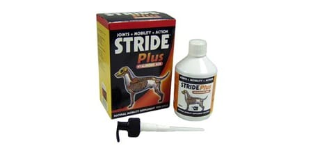 Stride Plus for hund