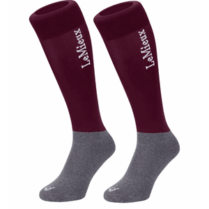 LeMieux Competition socks 2pk